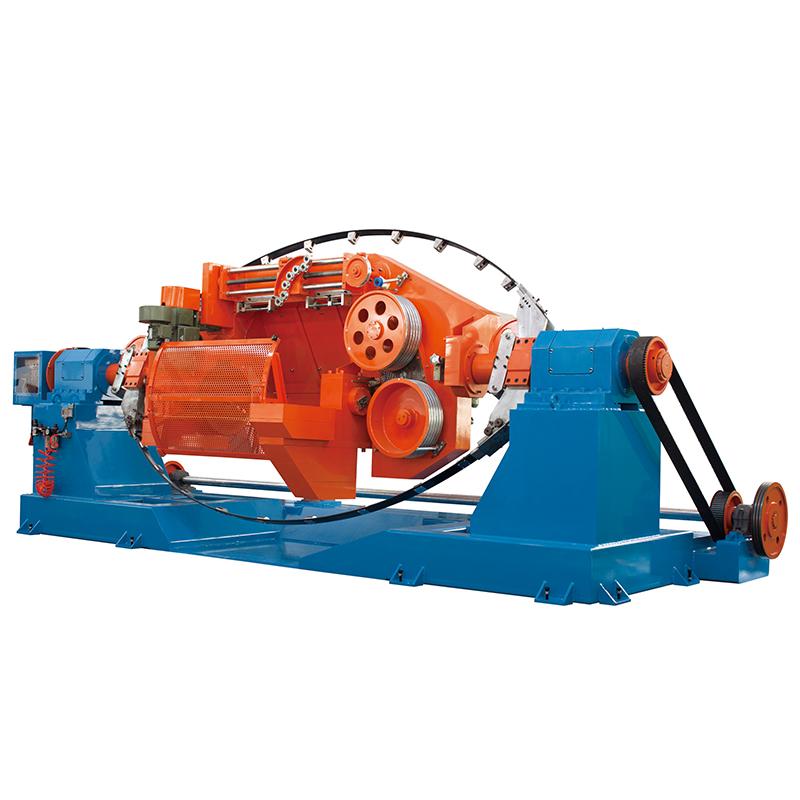 1250 double twisting machine