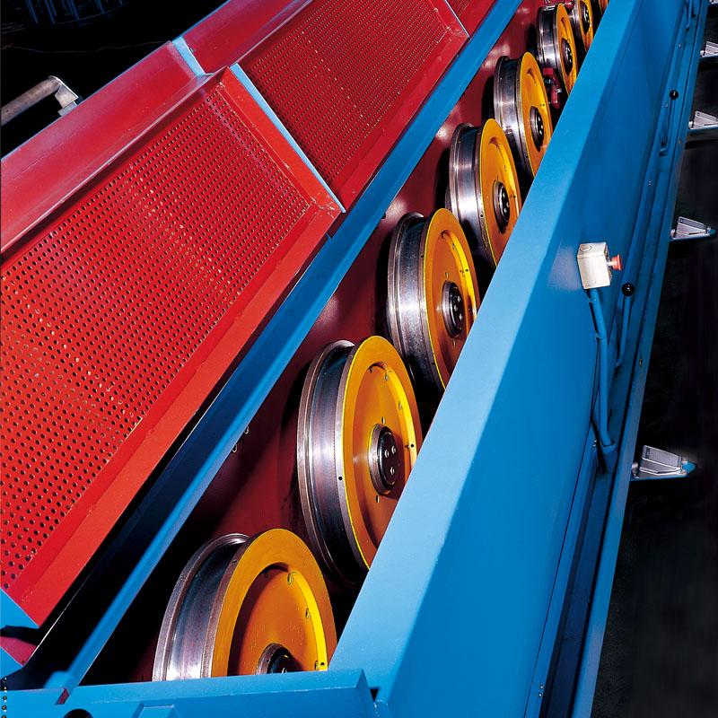 Copper RBD Machine