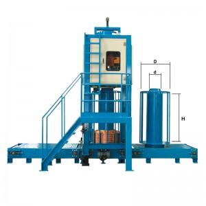 Wire Coiler Machine / Basket Coiler