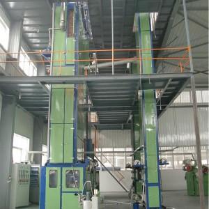 Vertical Enameling Machine