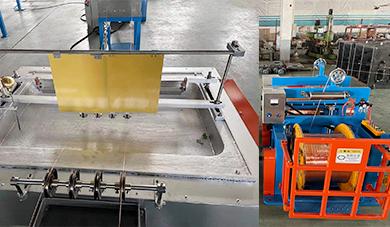Delivery of Intermediate Tinning Machine