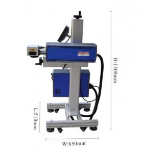 LTC series CO2 laser marking machine