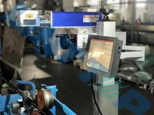 LTG series machine in factory