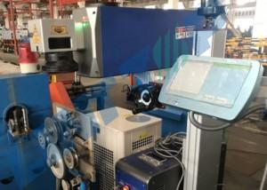 LTU series machine in factory