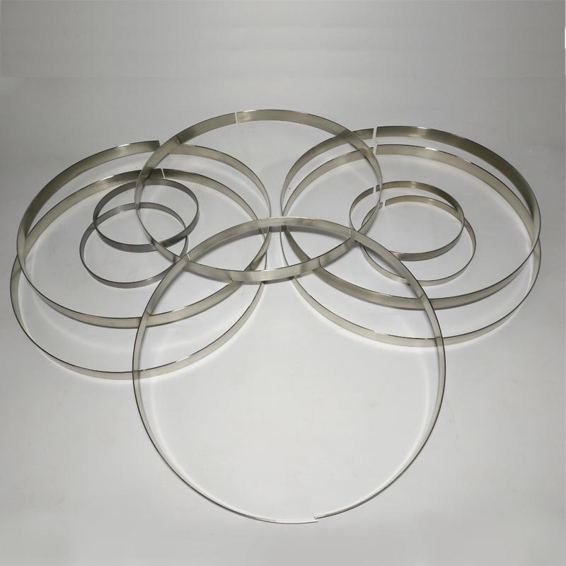 Nickel Ring / Band faʻafesoʻotaʻi