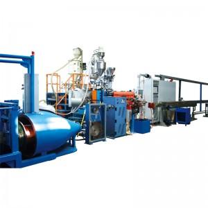 High Speed Insulation Extrusion Line