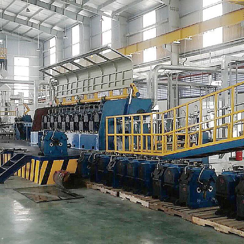 Aluminum  Aluminum Alloy Rod CCR Line
