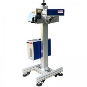 Fiber Optic Cable Laser Marking Machine